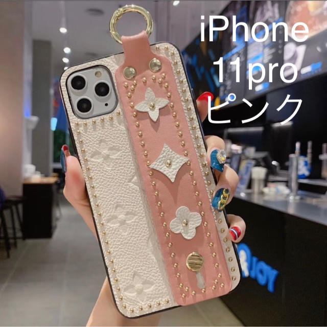 iphone 8 ケース 堅牢 、 【iPhone11pro ピンク】スマホケースの通販 by COCO|ラクマ