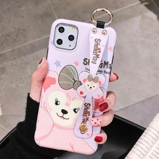 シャネル アイフォン 11 ProMax ケース アップルロゴ | Apple - iPhone11proケース シェリーメイの通販 by Y's shop|アップルならラクマ
