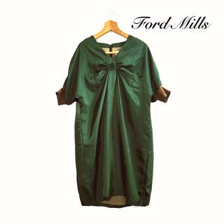 アングローバルショップ(ANGLOBAL SHOP)のフォードミルズ ドレス ワンピース(ひざ丈ワンピース)