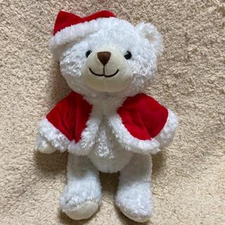 エーエヌエー(ゼンニッポンクウユ)(ANA(全日本空輸))のANA CROWNE PLAZA NAGOYA くま  ぬいぐるみ  クリスマス(ぬいぐるみ)