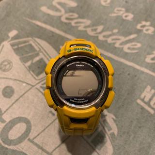 ジーショック(G-SHOCK)のG SHOCK イエロー 電池切れ(腕時計(デジタル))