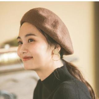 グローバルワーク(GLOBAL WORK)のベレー帽(ハンチング/ベレー帽)