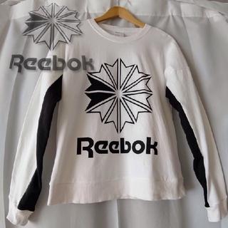 リーボック(Reebok)のリーボック Reebok CLフレンチテリー ビッグロゴ クルー M(その他)