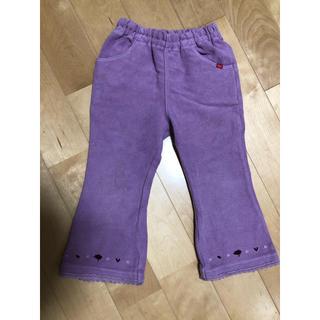 エル(ELLE)のELLE  ピンク色パンツ 100cm(パンツ/スパッツ)