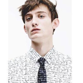 ディオールオム(DIOR HOMME)の専用 dior homme 15ss サインシャツ(シャツ)