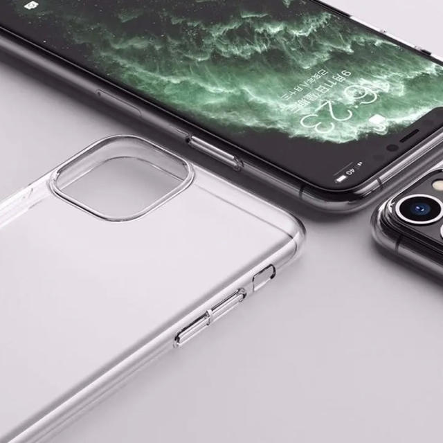 iPhone 11 ProMax ケース シュプリーム - iPhone11proクリアケースの通販 by hika|ラクマ