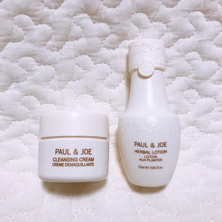 ポールアンドジョー(PAUL & JOE)の【新品】 PAUL&JOE クレンジング クリーム ハーバル ローション(化粧水/ローション)