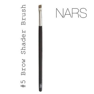 ナーズ(NARS)のNARS ブローシェイダーブラシ #5 アイブロウブラシ(ブラシ・チップ)