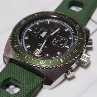 ゾディアック(ZODIAC)のゾディアック シードラゴン ZODIAC クロノグラフ(腕時計(アナログ))