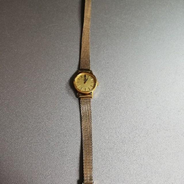 omega De Ville 手巻き 不動品 レディースのファッション小物(腕時計)の商品写真