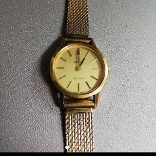 omega De Ville 手巻き 不動品(腕時計)