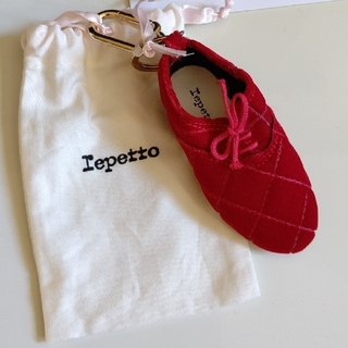 repetto - Repetto キーホルダー 真っ赤