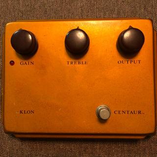 KLON Centaur (Gold No Picture)(エフェクター)