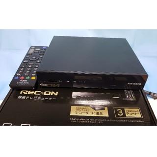 アイオーデータ(IODATA)のI-O DATA 3番組録画ネットワークテレビチューナー HVTR-BCTX3(ブルーレイレコーダー)