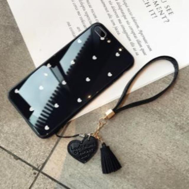 ケイトスペード iPhone 11 ケース 人気色 、 ●新品 iPhone11 Pro 5.8 ハート かわいい ケース (黒)の通販 by akane☆27|ラクマ