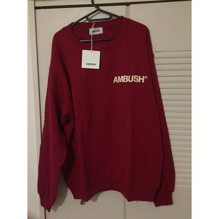 アンブッシュ(AMBUSH)のAMBUSH スウェット 3(スウェット)