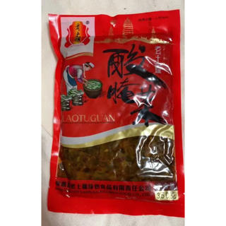 中国 高菜 老坛酸菜 350g(漬物)