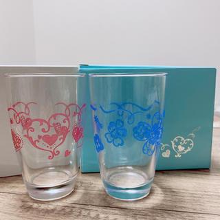 トウヨウササキガラス(東洋佐々木ガラス)の【新品未使用】ペアタンブラー(グラス/カップ)