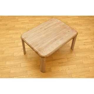 wz600 自然で温かみのある木目 ウッディーテーブル60 NA(ローテーブル)