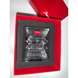 バカラ(Baccarat)のバカラ  コロンビーヌ フラワーベース(花瓶)