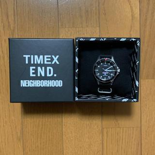 ネイバーフッド(NEIGHBORHOOD)のneighborhood timex end ネイバーフッド タイメックス 時計(腕時計(アナログ))