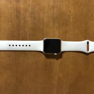 アップルウォッチ(Apple Watch)のApple Watch series1(腕時計(デジタル))