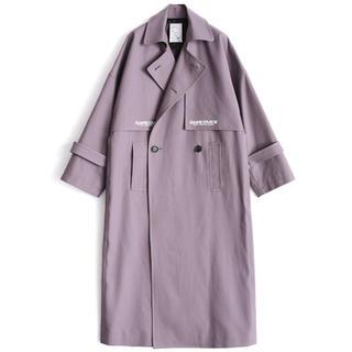 シャリーフ(SHAREEF)のSHAREEF 19AW trench coat(トレンチコート)