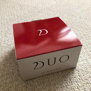 DUO デュオ ザ クレンジングバーム(クレンジング/メイク落とし)