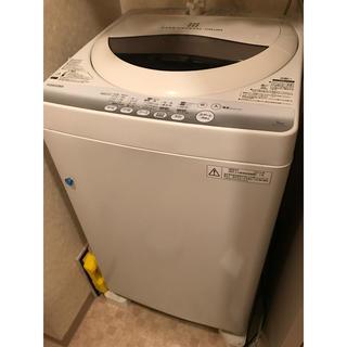 トウシバ(東芝)の東芝 全自動洗濯機 (札幌市の方限定)(洗濯機)