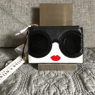 アリスアンドオリビア(Alice+Olivia)のAlice Olivia コイン財布 ポーチ 新品(財布)