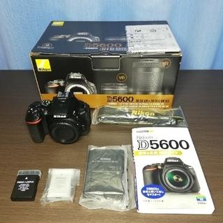 ニコン(Nikon)の【美品】ニコンNikon D5600 ボディ(デジタル一眼)