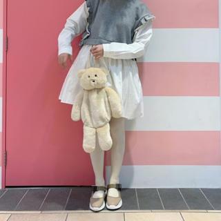 メリージェニー(merry jenny)のBear Hand Bag(その他)