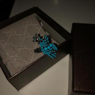 グッチ(Gucci)のGUCCI blue bird ring(リング(指輪))