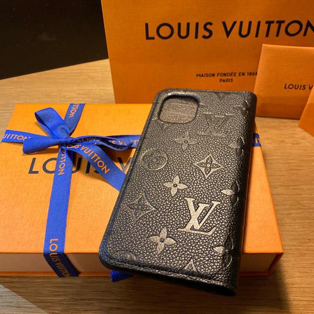 tpu ケース iphone8 | LOUIS VUITTON - LOUIS VUITTON iPhone 11 フォリオケースの通販