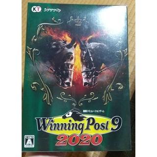 コーエーテクモゲームス(Koei Tecmo Games)のWindows Winning Post 9 2020 ウイニングポスト(PCゲームソフト)
