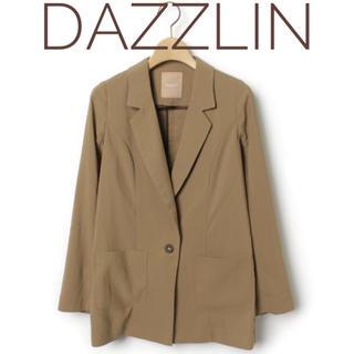 ダズリン(dazzlin)のdazzlin ダズリン【美品】長袖 テーラード ジャケット(テーラードジャケット)