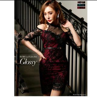 ローブ(ROBE)のドレス/glossy(ナイトドレス)