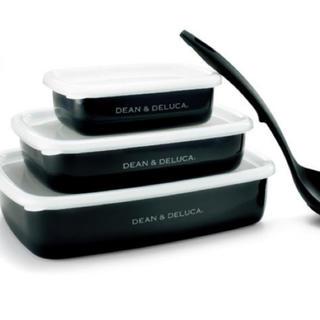 ディーンアンドデルーカ(DEAN & DELUCA)のDEAN&DELUCA ホーローコンテナーセット(容器)