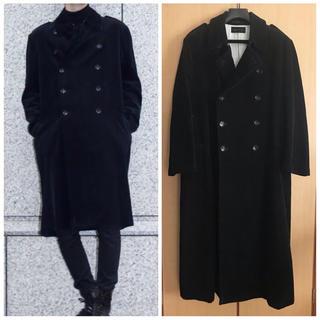 コムデギャルソンオムプリュス(COMME des GARCONS HOMME PLUS)のCOMME des GARÇONS corduroy long coat(トレンチコート)