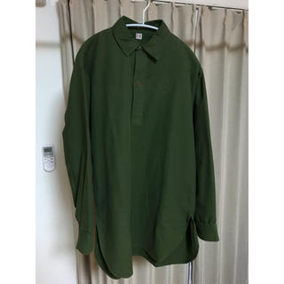 スイスミリタリー(SWISS MILITARY)のスウェーデン軍 プルオーバーシャツ(シャツ)