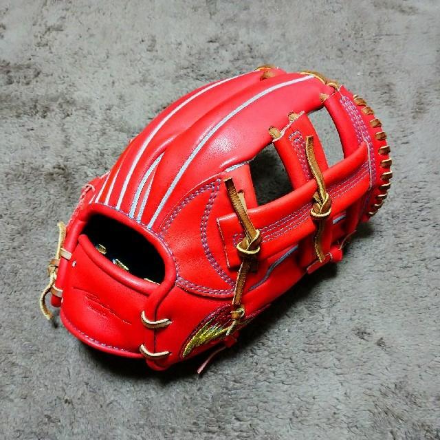 ONYONE(オンヨネ)のアイピーセレクト 軟式グローブ スポーツ/アウトドアの野球(グローブ)の商品写真
