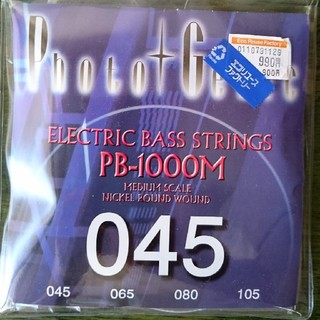 ELECTRIC BASS STRINGS 4弦 1セット(弦)