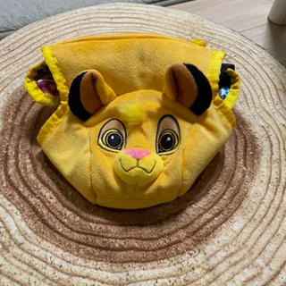 ディズニー(Disney)のカメラケース ライオンキング ディズニー(ケース/バッグ)