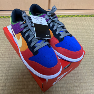 ナイキ(NIKE)のNIKE DUNK LOW SP VIOTECH 28cm(スニーカー)
