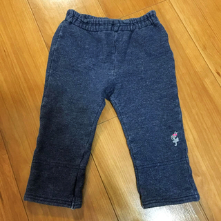 KP - KP 裾調整可能 長ズボン