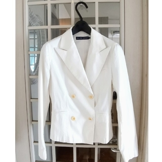 Ralph Lauren - ラルフローレン//綿のダブルのジャケット