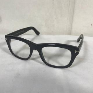 トムフォード(TOM FORD)の新品未使用本物トムフォードTOMFORDセルフレーム伊達メガネ眼鏡サングラス(サングラス/メガネ)
