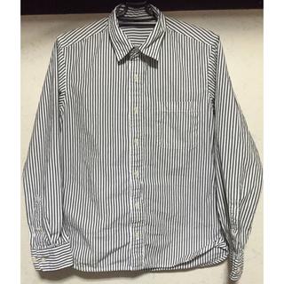 ムジルシリョウヒン(MUJI (無印良品))のストライプシャツ(シャツ
