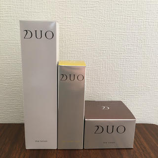 Duo 3点セット(化粧水/ローション)