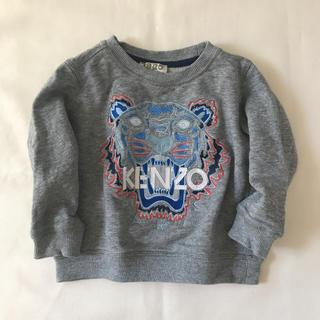 ケンゾー(KENZO)のKENZO タイガー スウェット キッズ 2A/86(その他)